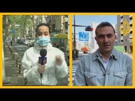 ٣٩ إصابة جديدة بفيروس كورونا في الصين