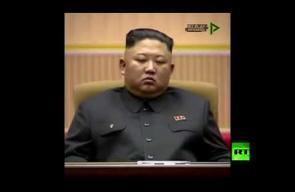 زعيم كوريا الشمالية يغرق في النوم خلال اجتماع هام