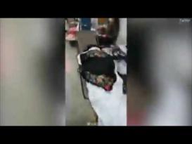 جثث ضحايا فيروس كورونا ملقاة في مستشفيات الصين