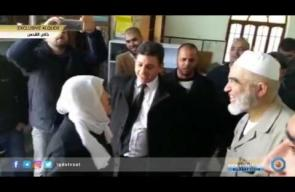 الاحتلال يفرج عن الشيخ رائد صلاح