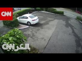 حصري.. كاميرا فندق ترصد زاوية أخرى بهجوم نيوزيلندا