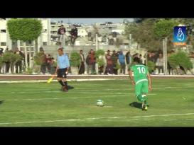 ركلات الترجيح + الفرحة لجمهير الخدمات لمباراة خدمات رفح وإتحاد الشجاعية في نهائي كأس غزة 22.4.2019