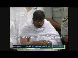 هكذا بكى مرسي أمام الكعبة