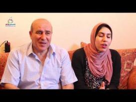 فرحة أوائل الثانوية العامة في قطاع غزة