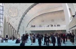 افتتاح مسجد كولونيا المركزي الأكبر في ألمانيا