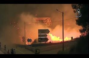 ارتفاع ضحايا حريق غابات البرتغال إلى 43 قتيلا
