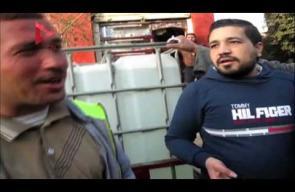 قرية ببني سويف تبيع مياه الشرب بـ 140 جنيه الجركن