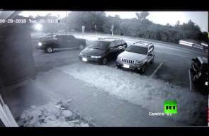 سيارة كهربائية تطير بسبب سرعتها الفائقة!