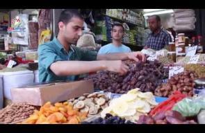 شهر رمضان.. أسواق غزة تبحث عن مشترين