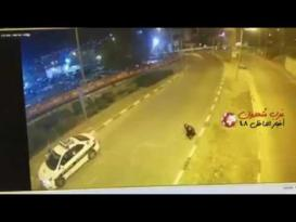 سيارة تدهس جندي إسرائيلي وتنسحب من المكان بالناصرة