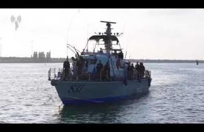فيديو يُعرض لأول مرة لاعتقال قوات الاحتلال المشاركين في سفينة الحرية