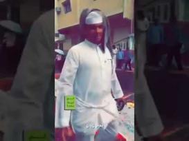 الأمطار تعطل إقامة أطول مائدة إفطار في الطائف السعودية