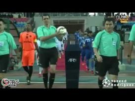 ملخص مباراة هلال القدس 0-1 السويق العماني