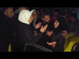 والدة الشهيد محمد حطاب لحظة تلقيها نبأ استشهاده