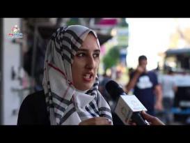 رأي الشارع الفلسطيني في غزة حول التعامل مع صفحة المنسق الإسرائيلي