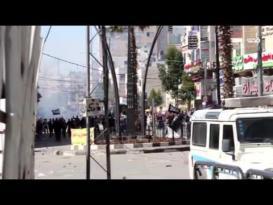 أجهزة الضفة تقمع مسيرة لحزب التحرير في الخليل