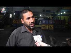 تقرير تلفزيوني: معاصر الزيتون في غزة