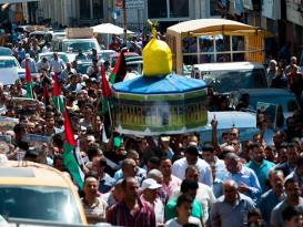 تقرير || مسيرات لفصائل المقاومة  تعم الضفة الغربية في جمعة الغضب نصرة للأقصى