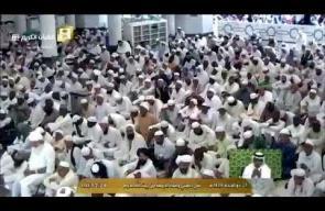 السديس في إشارة للدعاء المعتقلين: قذفوا بأنفسهم في الفتن العمياء