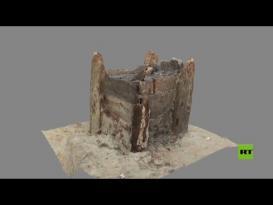 العثور على أقدم بنية خشبية في تاريخ البشرية