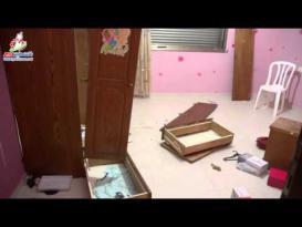 فيديو: اقتحام منزل الشهيد