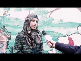 روضة بغزة تستخدم طريقة تعليمية شيّقة لأطفالها