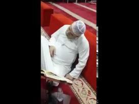 مؤذن مسجد بجدة يفارق الحياة قبل رفع أذان الفجر بدقائق