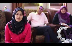 فرحة أوائل طلبة الثانوية العامة في قطاع غزة 2017
