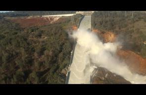 إجلاء نحو 180 ألف شخص خشية انهيار أعلى سد في الولايات المتحدة