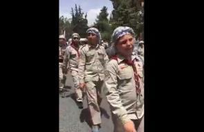 مسيرة كشفية في القدس إحياء لذكرى الإسراء و المعراج