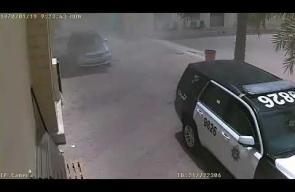 لقطات تُبث لأول مرة عن تفجير مسجد الإمام الصادق بالكويت