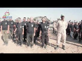 تخريج الدفعة الأولى من مخيمات طلائع التحرير