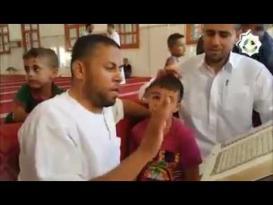 الطفل المعجزة حفظ القرآن في بطن أمه وسط قطاع غزة
