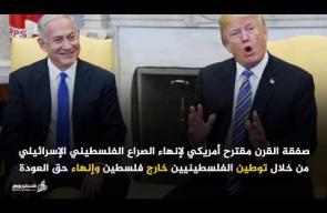 خيارات الدولة الفلسطينية ضمن صفقة القرن