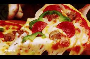 لماذا شكل البيتزا دائري