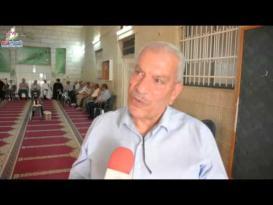 بيرزيت: تهنئة متبادلة بالأعياد بين المسلمين والمسيحيين