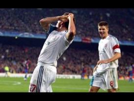 من ذاكرة 2007.. ليفربول يهزم برشلونة 2-1