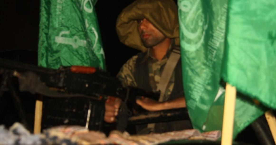 صور.. مسير لكتائب القسام شمال قطاع غزة ابتهاجًا بانتصار الأسرى المضربين عن الطعام داخل السجون