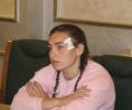لاعبة مصارعة نسائية تتعرض لضرب مبرح من مدرب المنتخب المصري