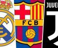 ورغم تأسيسها لدوري السوبر الأوروبي، فستشارك الأندية الثلاثة في دوري أبطال أوروبا-