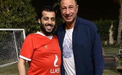 شهدت الأيام الماضية مناوشات بين آل الشيخ وبين مسؤولي النادي الأهلي