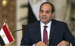 السيسي يعلن مبادرة من ثمانية بنود لحل الأزمة الليبية