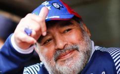 توفي مارادونا (60 عاما) أمس الأربعاء في منزله في تيغري