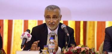 رئيس لجنة المتابعة الحكومية محمد عوض