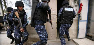 القبض على 5 أشخاص مشتبه بارتكابهم عدداً من الجرائم في جنين