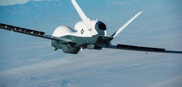 """أنصار الله"""" تعلن إسقاط طائرة أمريكية مسيرة على الحدود السعودية"""