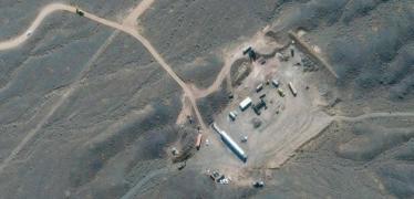 إيران تتهم إسرائيل في الهجوم على الموقع النووي