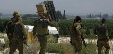 """""""يديعوت"""" تكشف: حدث أمني على حدود غزة ومخاوف من تسلل"""
