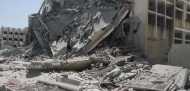 تعليم غزة: الاحتلال يقصف 3 مدارس خلال اليوم الرابع من العدوان