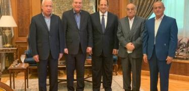 وفد الجبهة الشعبية يعود إلى غزة بعد جولة زيارات خارجية